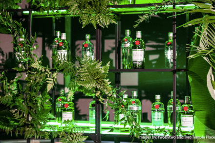 Tanqueray Table