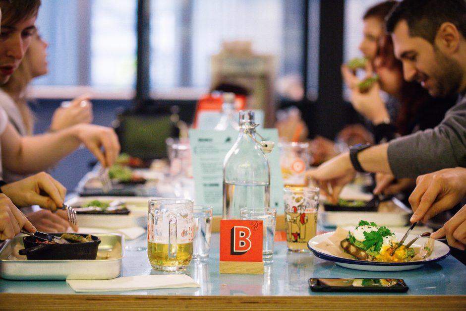 Camden Town Brewery Bottomless Beer Brunch