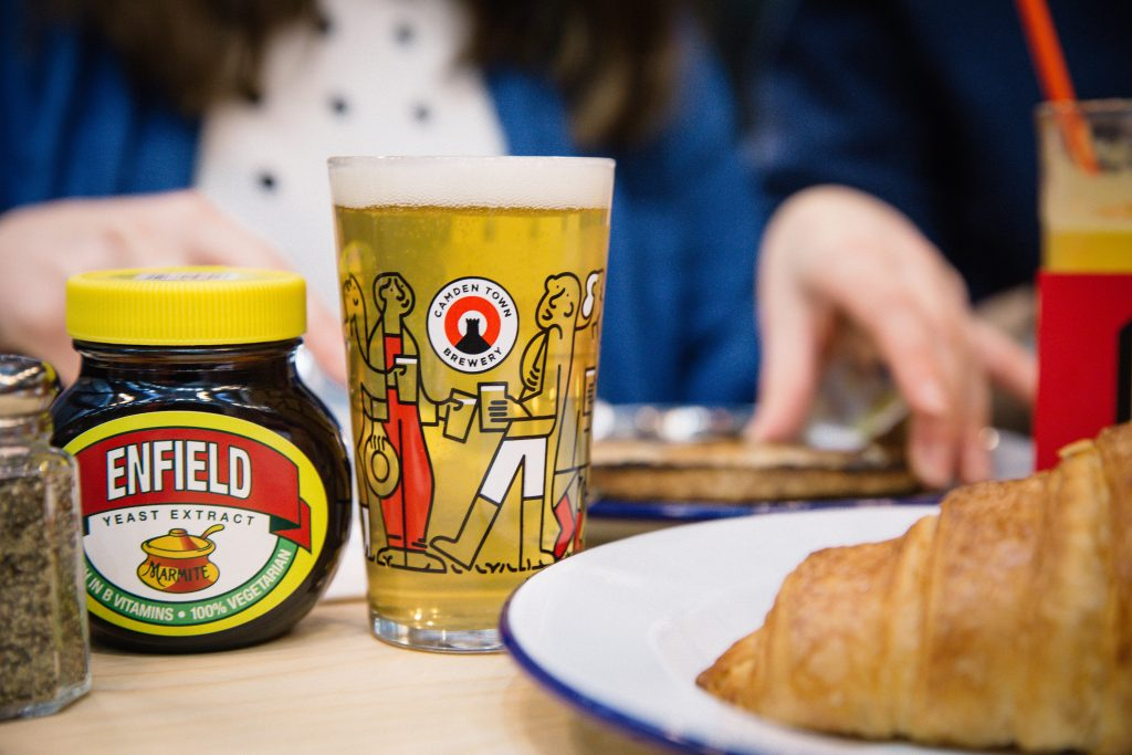 Camden Town Brewery Brunch