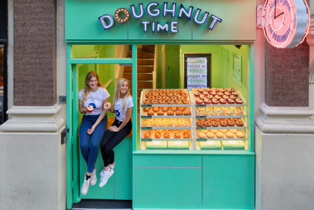 Doughnut Time Shoreditch