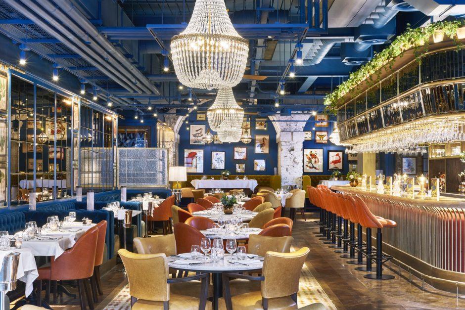 Granary Square Brasserie