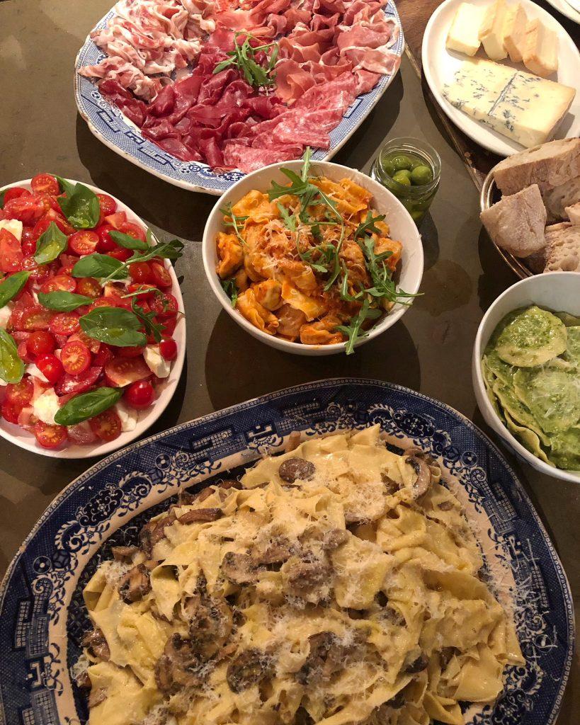 Italian Month at M&S