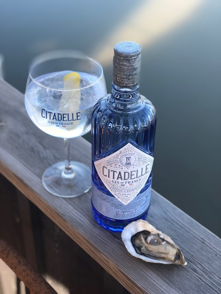 Citadelle Gin Signature Serve