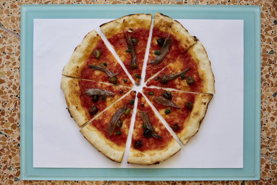 Manifesto Pizza Clapham