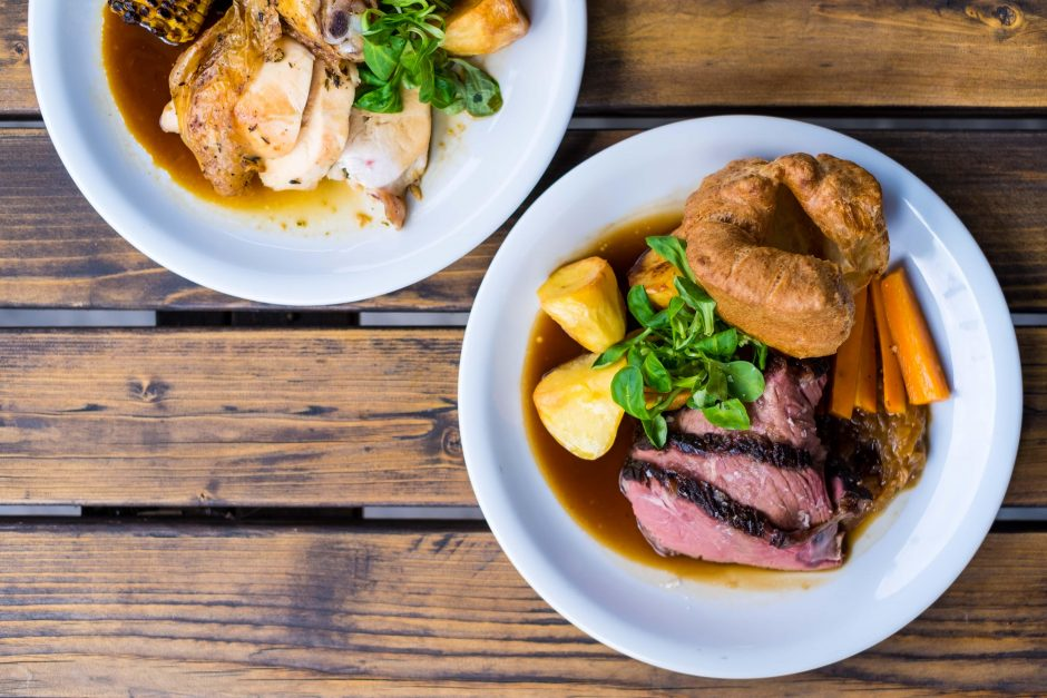 The Duke of Richmond Sunday Roast