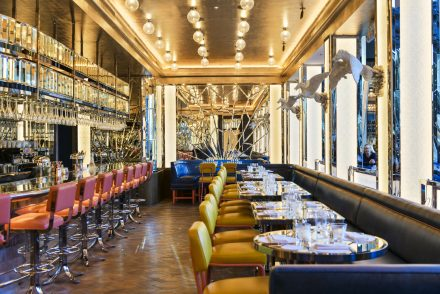 Crummbs London Restaurant Reviews Brasserie of Light