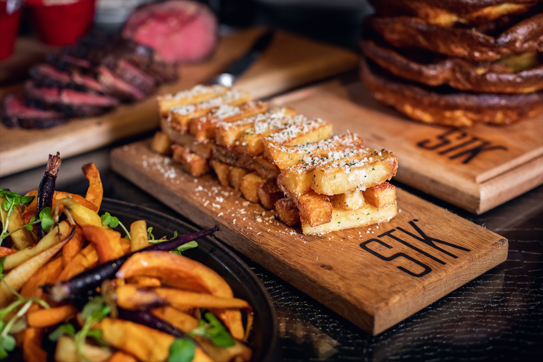 STK London Sunday Roast