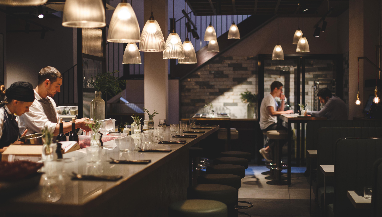 Bancone Crummbs London Restaurant Reviews
