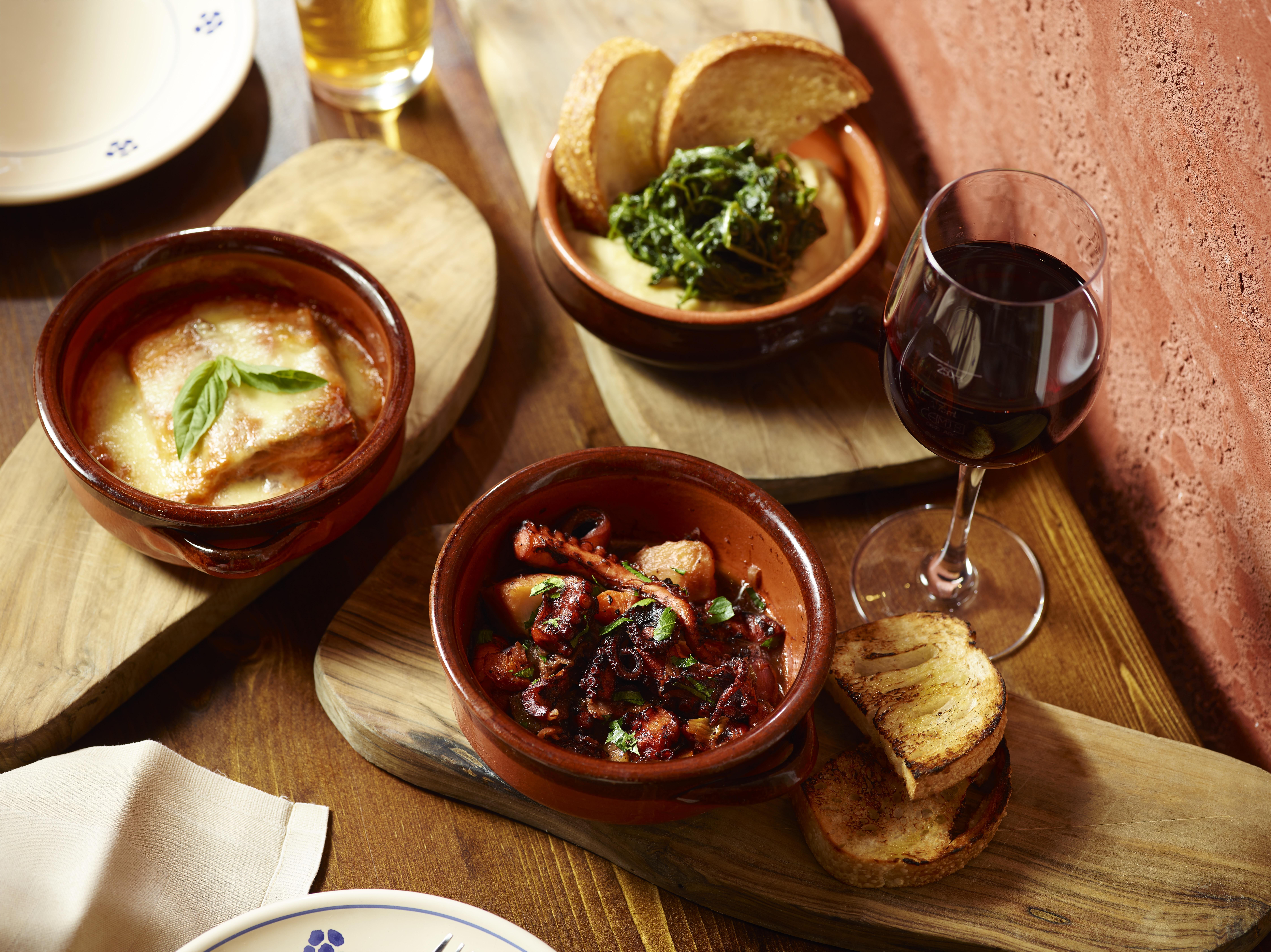 Crummbs London Restaurant Reviews Terra Rossa