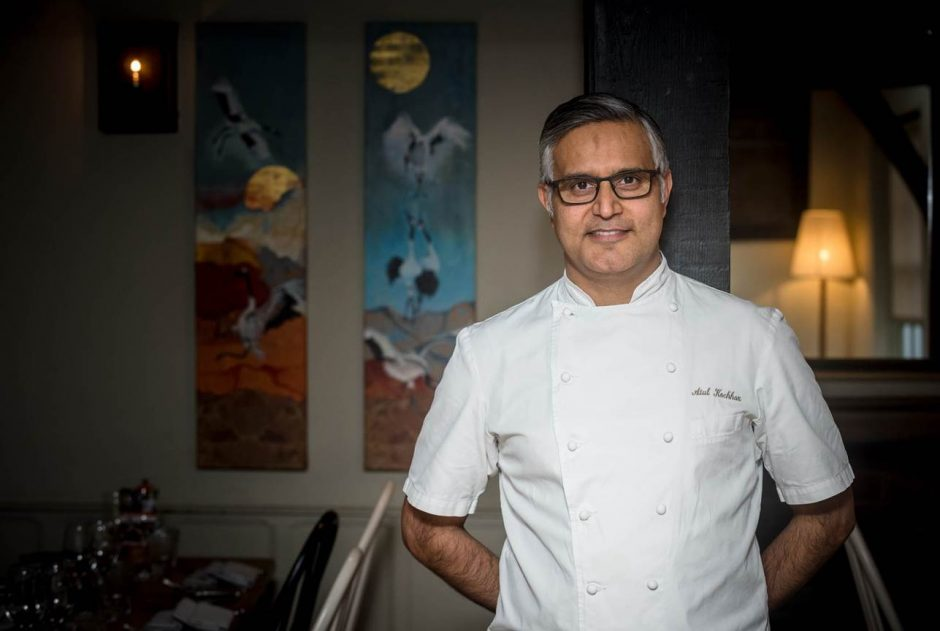 Crummbs London Restaurant Reviews atul Kochhar