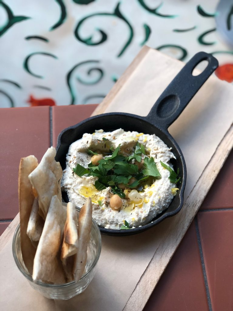 Flamboree Old Street Hummus
