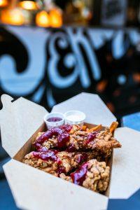 Somerset House Street Food Chicken