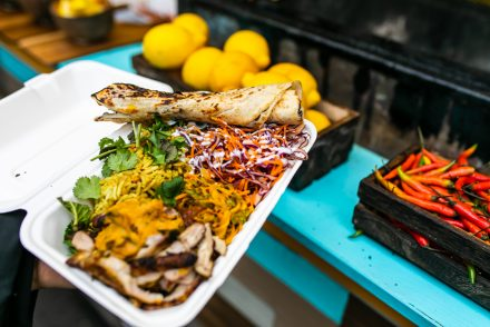 Somerset House KERB street food