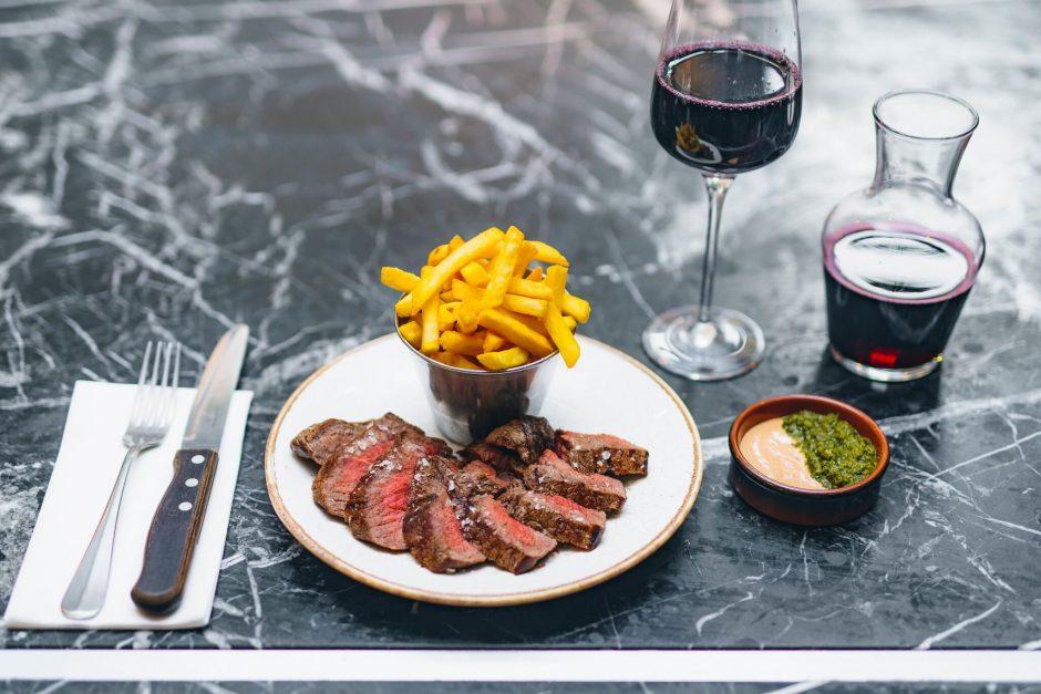 Temper City Steak & Bottomless Wine