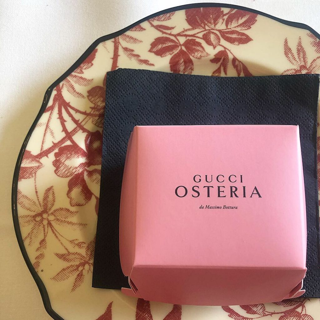 Gucci Osteria, Florence