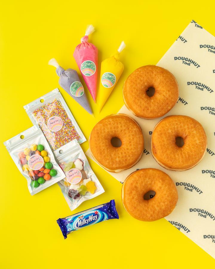 Doughnut Time DIY Home Kits