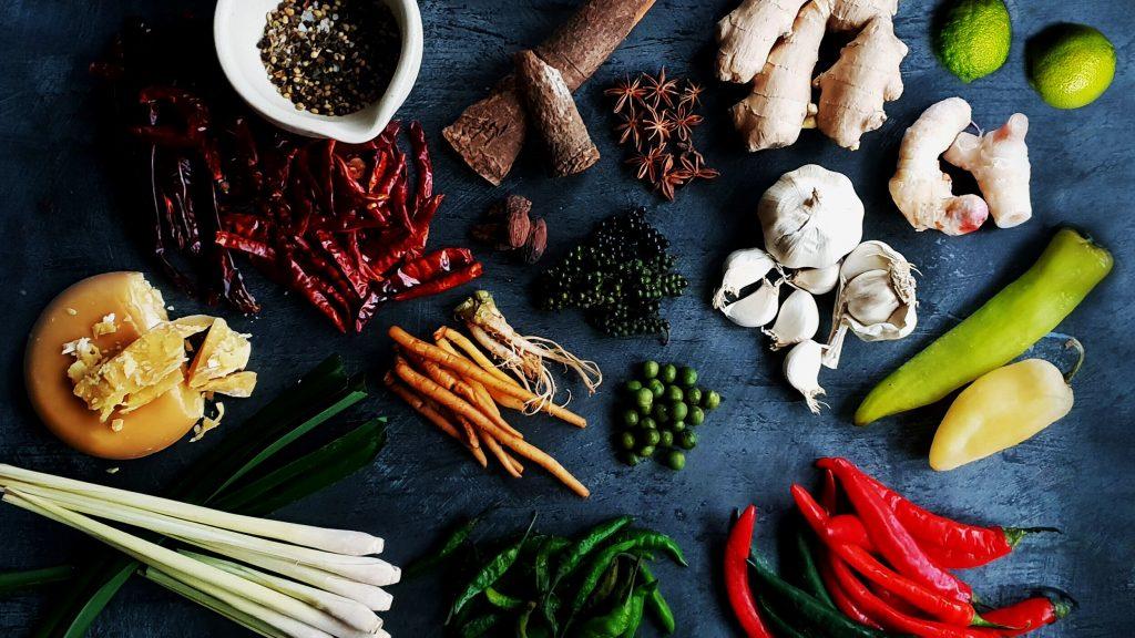 Farang Thai Recipe Kits
