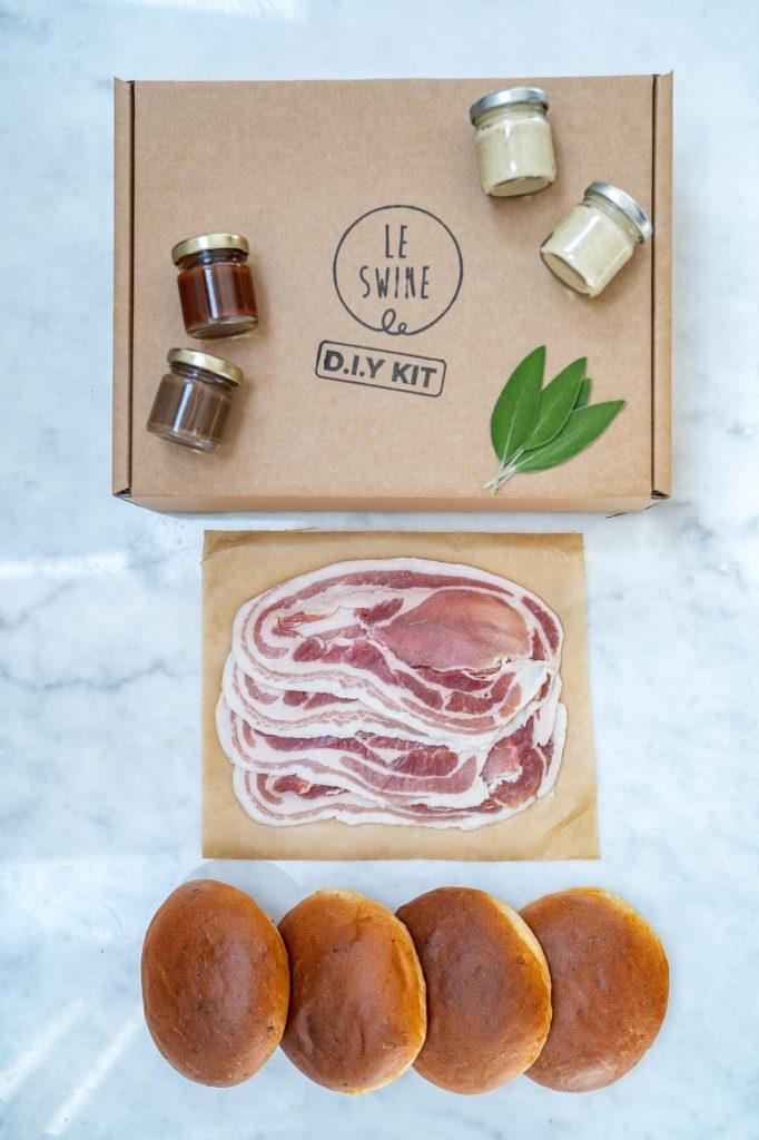 Le Swine DIY Kit