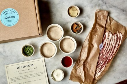 Dishoom Bacon Naan Roll Kit
