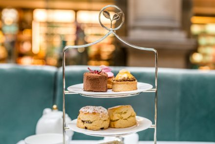 Fortnum & Mason Diamond Jubilee Afternoon Tea