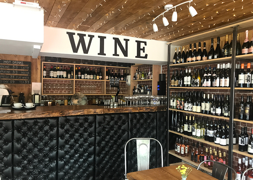 Sixways Wine Bar Cheltenham