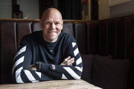Pub in the Park's drive-in Garden Party - Tom Kerridge