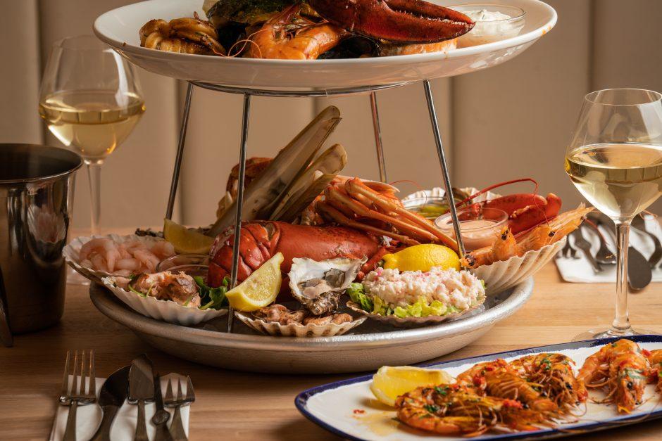 The Seafood Bar London Soho